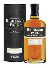 Quelle: highlandpark.co.uk ( hier noch die 40% Version )